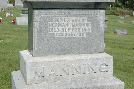 MANNING, SOPHIA - Clinton County, Iowa | SOPHIA MANNING