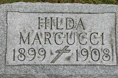 MARCUCCI, HILDA - Clinton County, Iowa | HILDA MARCUCCI