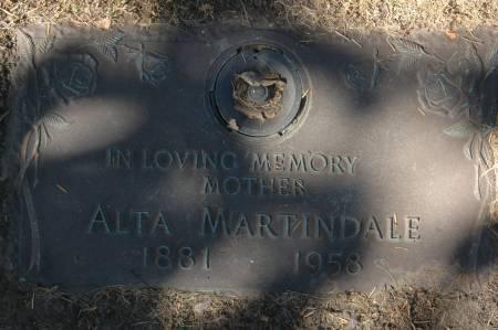 MARTINDALE, ALTA - Clinton County, Iowa | ALTA MARTINDALE