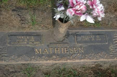 MATHIESEN, VERLA L. - Clinton County, Iowa | VERLA L. MATHIESEN