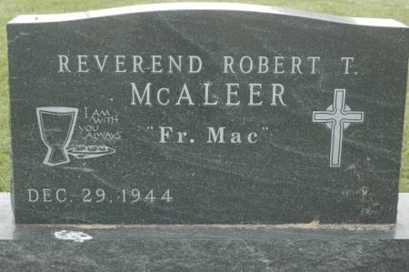 MCALEER, ROBERT T. - Clinton County, Iowa | ROBERT T. MCALEER
