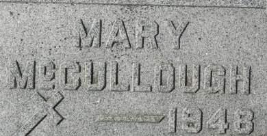 MCCIULLOUGH, MARY - Clinton County, Iowa | MARY MCCIULLOUGH