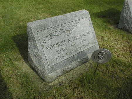 MCCLIMON, NORBERT A. - Clinton County, Iowa | NORBERT A. MCCLIMON