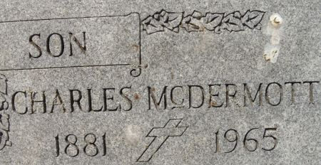 MCDERMOTT, CHARLES - Clinton County, Iowa   CHARLES MCDERMOTT