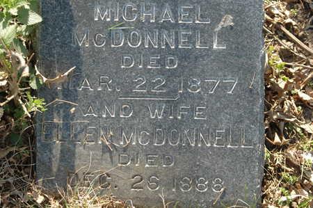 MCDONNELL, MICHAEL - Clinton County, Iowa | MICHAEL MCDONNELL