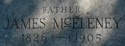 MCELENEY, JAMES - Clinton County, Iowa | JAMES MCELENEY