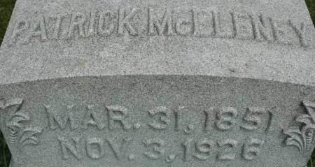 MCELENEY, PATRICK - Clinton County, Iowa | PATRICK MCELENEY