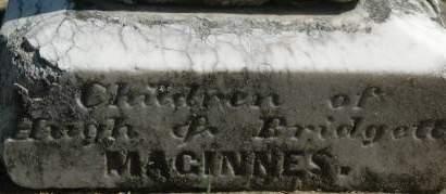 MCGINNESS, CHILDREN - Clinton County, Iowa | CHILDREN MCGINNESS
