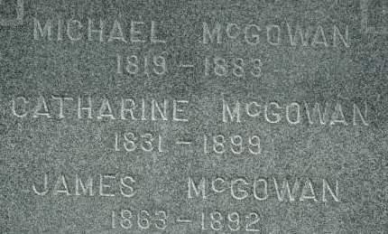 MCGOWAN, MICHAEL - Clinton County, Iowa | MICHAEL MCGOWAN