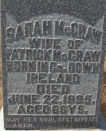 MCGRAW, SARAH - Clinton County, Iowa | SARAH MCGRAW