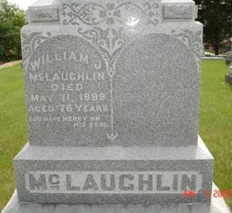 MCLAUGHLIN, WM. J. - Clinton County, Iowa | WM. J. MCLAUGHLIN