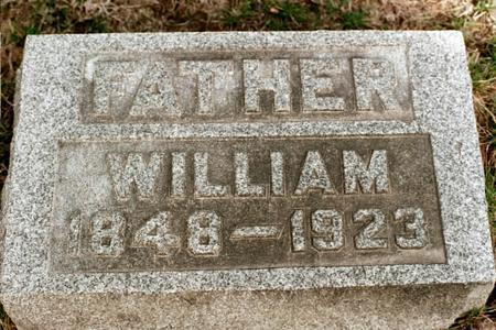 MCLOUGHLIN, WILLIAM - Clinton County, Iowa   WILLIAM MCLOUGHLIN