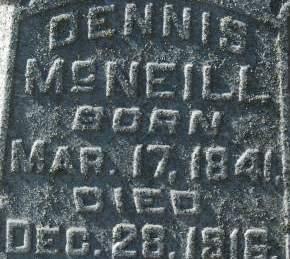 MCNEILL, DENNIS - Clinton County, Iowa | DENNIS MCNEILL