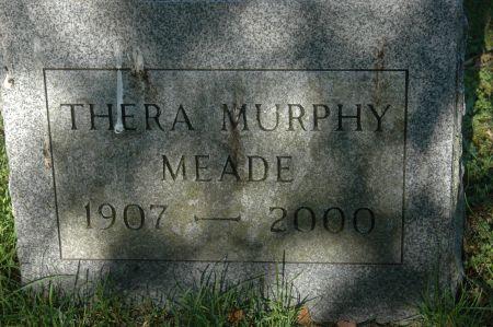 MEADE, THERA - Clinton County, Iowa | THERA MEADE