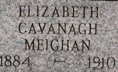 MEIGHAN, ELIZABETH - Clinton County, Iowa | ELIZABETH MEIGHAN