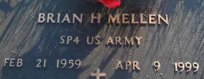 MELLEN, BRIAN H. - Clinton County, Iowa | BRIAN H. MELLEN