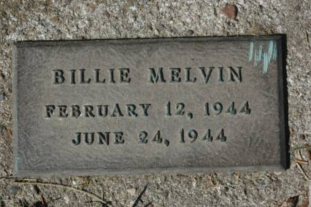 MELVIN, BILLIE - Clinton County, Iowa | BILLIE MELVIN