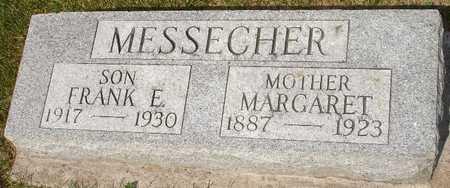 MESSECHER, MARGARET - Clinton County, Iowa | MARGARET MESSECHER