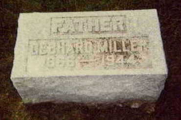 MILLER, GEBHARD - Clinton County, Iowa | GEBHARD MILLER