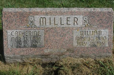 MILLER, WILLIAM - Clinton County, Iowa | WILLIAM MILLER