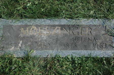 MICHAELSEN MOESZINGER, HELENA D. - Clinton County, Iowa | HELENA D. MICHAELSEN MOESZINGER