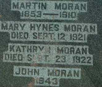 MORAN, KATHRYN - Clinton County, Iowa | KATHRYN MORAN