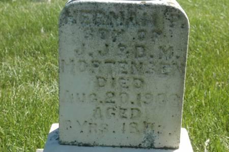 MORTENSEN, HERMAN P. - Clinton County, Iowa | HERMAN P. MORTENSEN