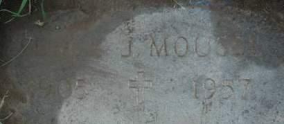 MOUSEL, LEROY J. - Clinton County, Iowa   LEROY J. MOUSEL
