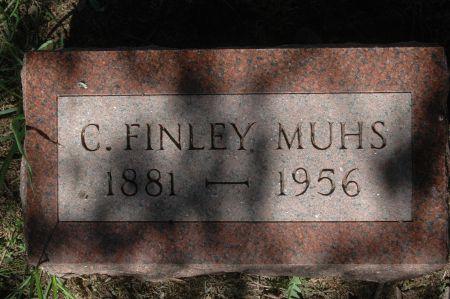 MUHS, C. FINLEY - Clinton County, Iowa | C. FINLEY MUHS