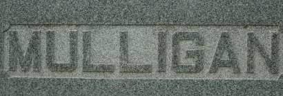 MULLIGAN, FAMILY MONUMENT - Clinton County, Iowa | FAMILY MONUMENT MULLIGAN