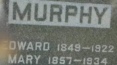 MURPHY, MARY - Clinton County, Iowa | MARY MURPHY