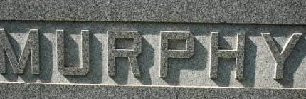 MURPHY, FAMILY MONUMENT - Clinton County, Iowa   FAMILY MONUMENT MURPHY