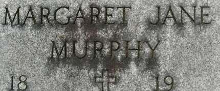 MURPHY, MARGARET JANE - Clinton County, Iowa | MARGARET JANE MURPHY