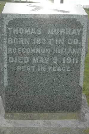 MURRAY, THOMAS - Clinton County, Iowa | THOMAS MURRAY