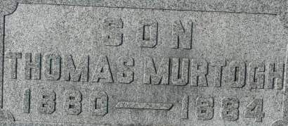 MURTOGH, THOMAS - Clinton County, Iowa | THOMAS MURTOGH