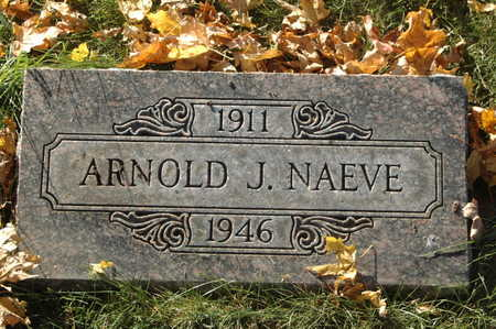 NAEVE, ARNOLD J. - Clinton County, Iowa | ARNOLD J. NAEVE