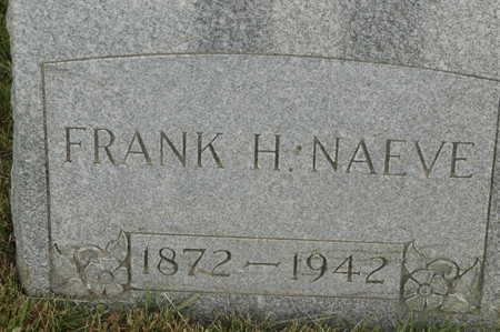 NAEVE, FRANK H. - Clinton County, Iowa | FRANK H. NAEVE