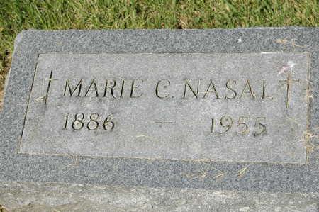NASAL, MARIE C. - Clinton County, Iowa | MARIE C. NASAL