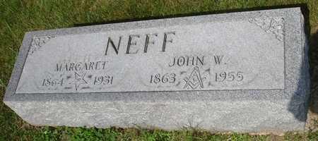 NEFF, JOHN W. - Clinton County, Iowa | JOHN W. NEFF