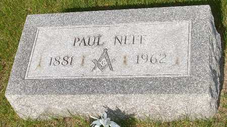 NEFF, PAUL - Clinton County, Iowa | PAUL NEFF