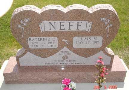 NEFF, RAYMOND G. - Clinton County, Iowa | RAYMOND G. NEFF