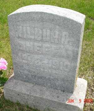 NEFF, WILBUR D. - Clinton County, Iowa | WILBUR D. NEFF