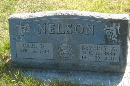 NELSON, CARL D. - Clinton County, Iowa   CARL D. NELSON