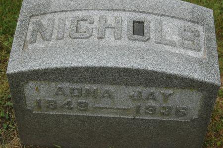 NICHOLS, ADNA JAY - Clinton County, Iowa | ADNA JAY NICHOLS