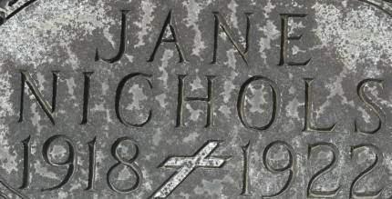 NICHOLS, JANE - Clinton County, Iowa | JANE NICHOLS