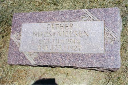 NIELSEN, NIELS JENS - Clinton County, Iowa | NIELS JENS NIELSEN