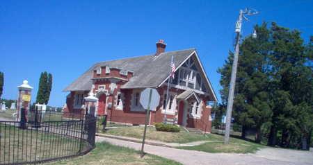OAKLAND, CEMETERY - Clinton County, Iowa | CEMETERY OAKLAND