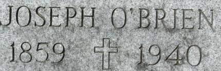 O'BRIEN, JOSEPH - Clinton County, Iowa   JOSEPH O'BRIEN