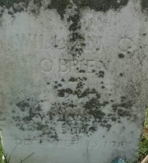 O'BRIEN, WILLIAM C. - Clinton County, Iowa | WILLIAM C. O'BRIEN