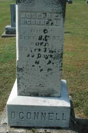 O'CONNELL, JOSEPH C. - Clinton County, Iowa | JOSEPH C. O'CONNELL